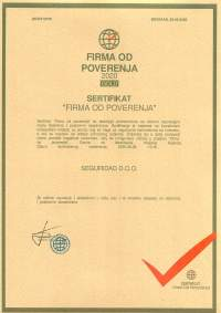 bonitetna sertifikat